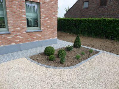 Aménagement jardin Distrifox Sprl
