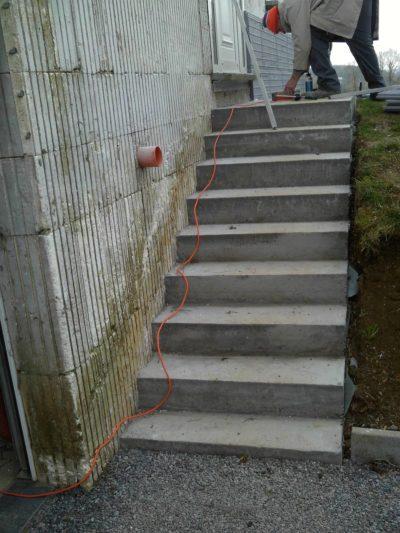 Escalier Distrifox Sprl