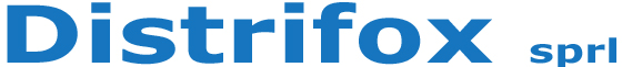 Distrifox SPRL TVA BE 0876.064.903 Logo